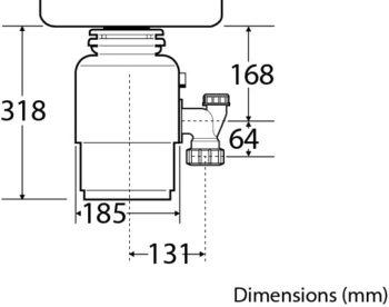 Technische tekening model 66
