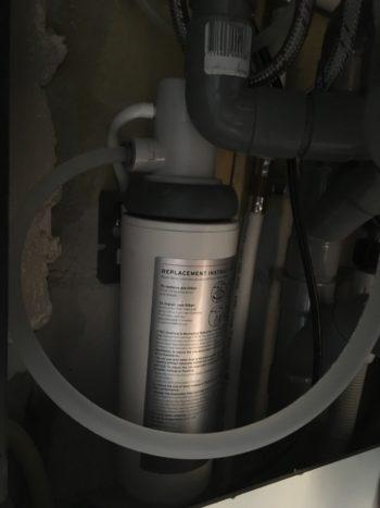 Waterfilter 3N1 kraan